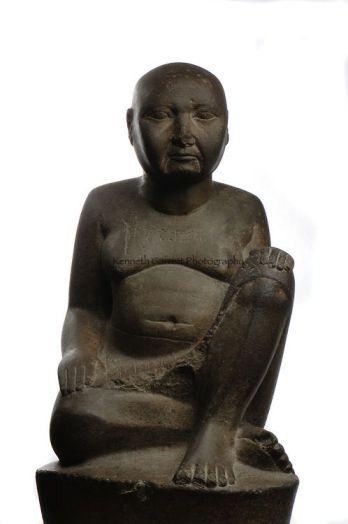 Black Pharoah, Nubian Museum in Aswan