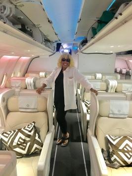 Business Class - Fiji Airways