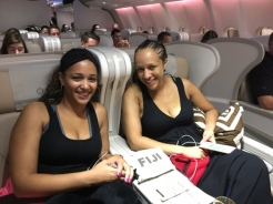 Tiff and DeeDee- Business Class