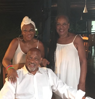 Charles and Crystal of Hayward with June of L.A.