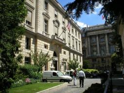American Embassy in the Cut
