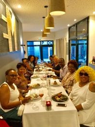 Welcome Dinner at L'Escapade Marseillaise