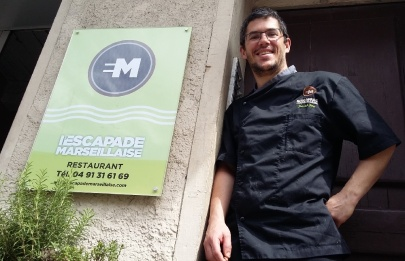 Chef Yannick Stein