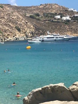Turquoise water, Yachts and More