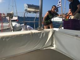 DeeDee Coming Aboard