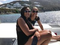 Nikki and DeeDee