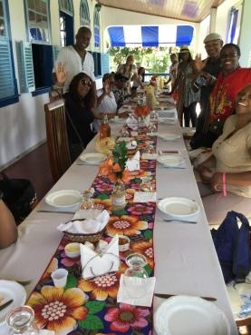 Lunch At Fazenda Santa Cruz