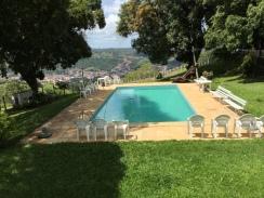 View from Fazenda Santa Cruz