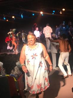 Ursula, Samba Show