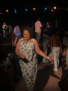 Joan , Samba Show