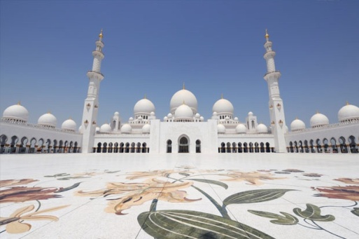 The Great Mosque, Sheikh Zayed