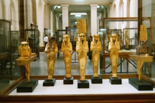Antiquities Museum, Cairo
