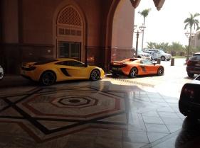 McLaren Luxury, Abu Dhabi