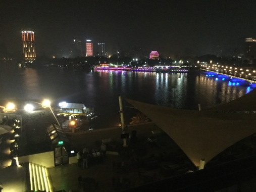 View from Roomnin Cairo
