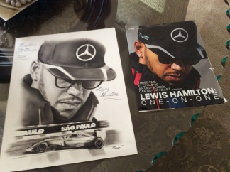 My F1 Driver, Lewis Hamilton