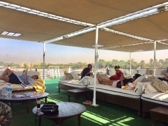 Sailing to Upper Egypt