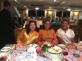 Michele, Michele and Glenda