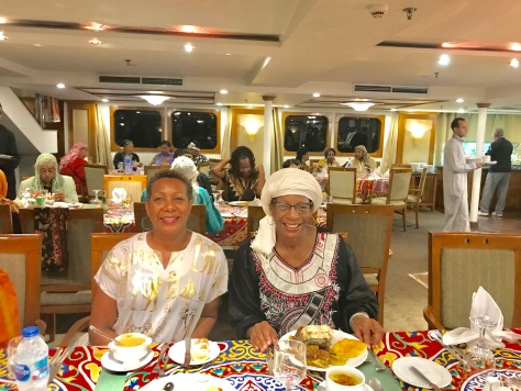 Glenda and Sekilati
