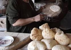 Freshly Baked Bread for Lunch