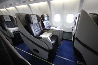 Business Class EgyptAir