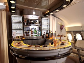 Emirates Private Business Class Lounge