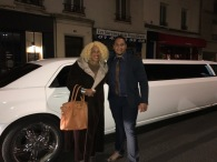 My Fav Limo Driver, Fahim