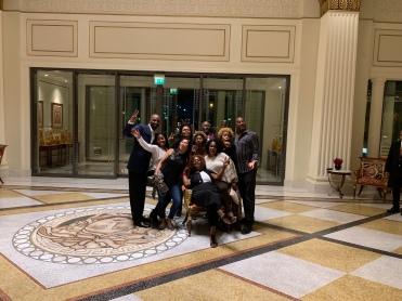 Lobby of Palazzo Versace