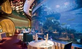 Dinner at Burj Al Arab