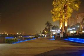 Platform at Ma'adi Corniche