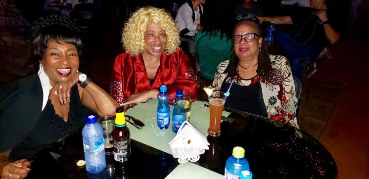 Brenda Joyce and Deborah