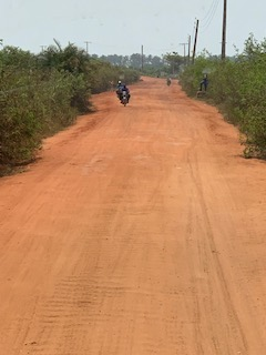 The Slave Road, 4 KM