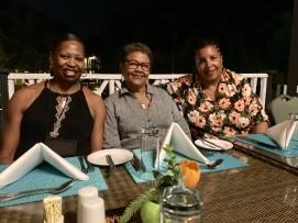 Juanita, Della & Cheryl