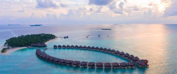 Maldives - Overwater Bungalows