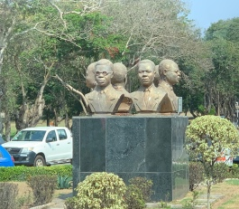 The Big Six In Accra