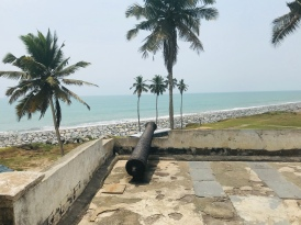 View from Elmina