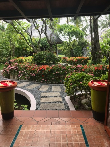 The Spa Garden, Peace and Tranquility