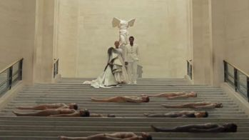 With Winged Victory
