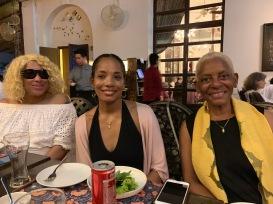 Dana and Diva at Hua Tuc Restaurant