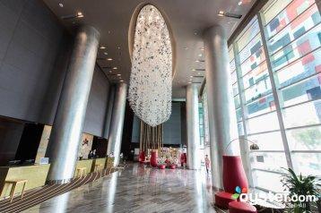 Le Meridien Lobby