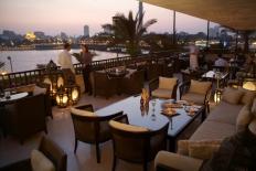 Outdoor Restaurant at Intercontinental