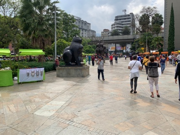 Botero Plaza