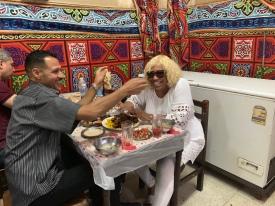 1st Iftar