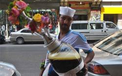 Erk Sous Street Vendor
