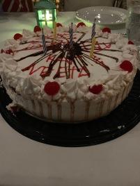 Black Forest Birthday Cake #1 at Zest