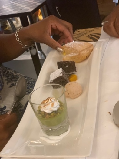 Dessert Was Unbelievable