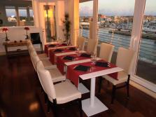 Dining Room Tiber Hotel