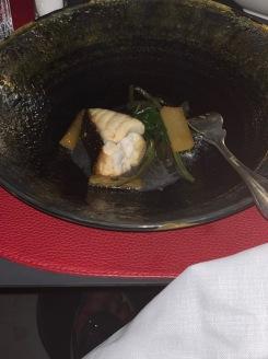 Fish Dish at IL Mistolo