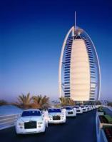 7 Star Dining at Burj Al Arab