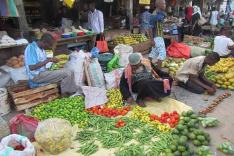 One of Stone Town's Markets