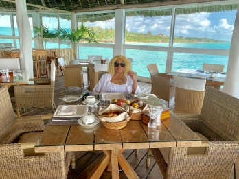 Breakfast at the Jetty Restaurant - Solo